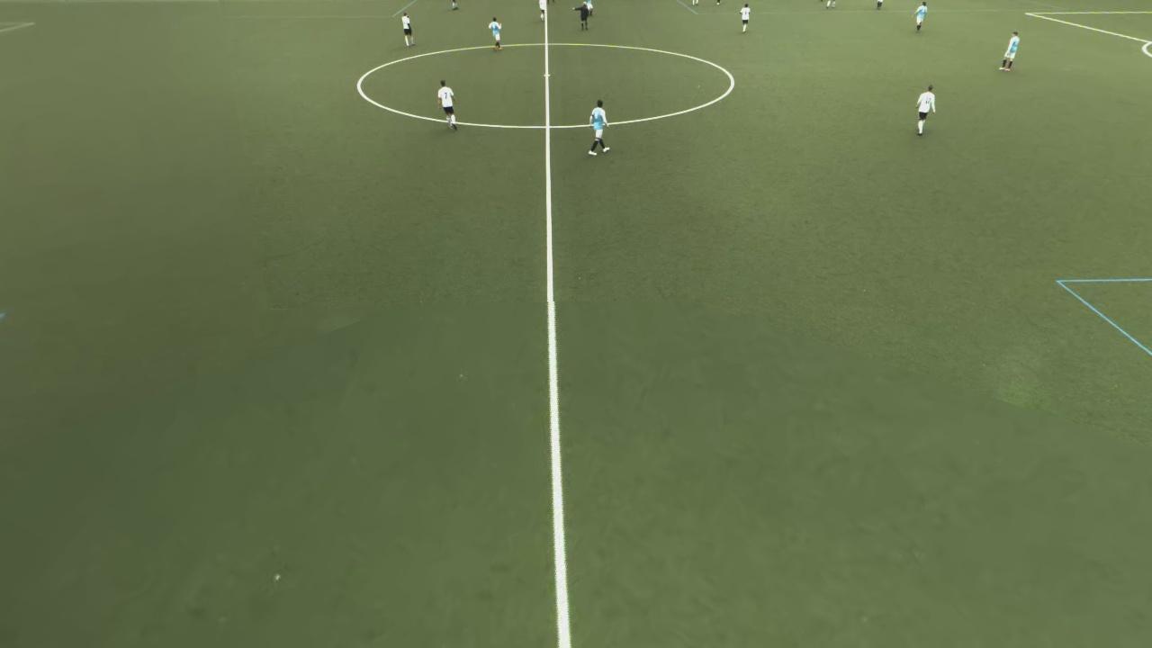 Eving Selimiye Spor gegen SV Preußen 07 Lünen