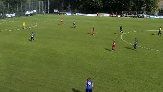DSC Arminia Bielefeld gegen SV Meppen