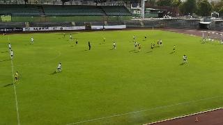 VfL Wolfsburg II gegen 1. FC Saarbrücken