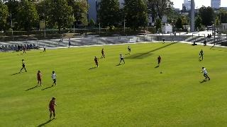 1. FFC Frankfurt II gegen DSC Arminia Bielefeld