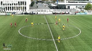 FSV Gütersloh gegen 1. FC Saarbrücken