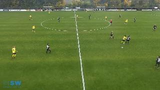 DSC Arminia Bielefeld gegen FC Carl Zeiss Jena