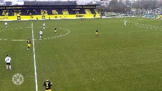 Borussia Dortmund U23 2 gegen TSV Alemannia Aachen