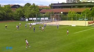 FC Würzburger Kickers M.u.F. gegen 1. FC Saarbrücken