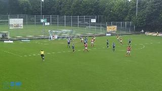 Borussia Bocholt gegen FSV Gütersloh