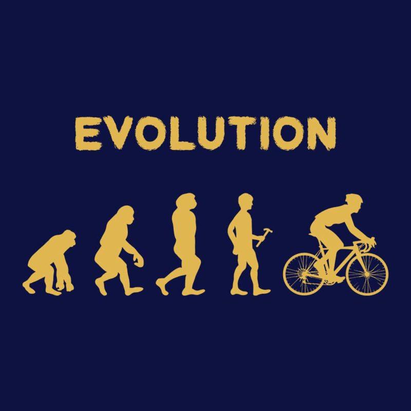 ecffebac evolution of cyclist