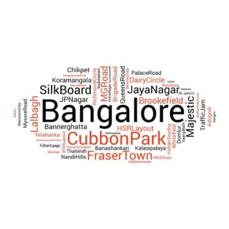 6ae42776 bangalore word cloud black 12in by 5.8in