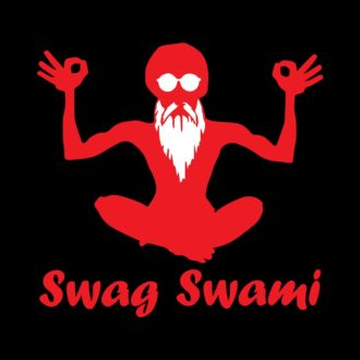 26061029 swag swami red 1.5in by 1.4 min