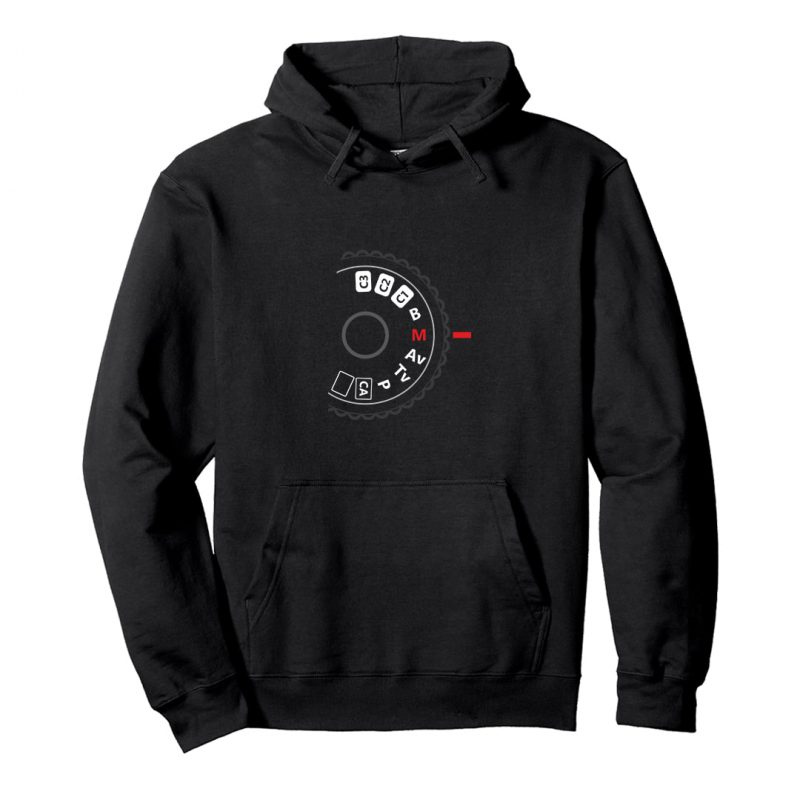 my preference manual mode photography hoodie india black min
