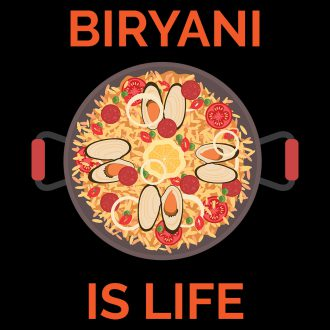 biryani is life
