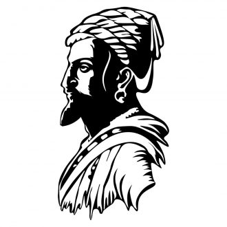 chatrapathi shivaji swag swami t shirt design