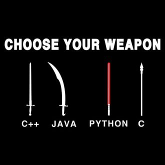 choose your weapons programming