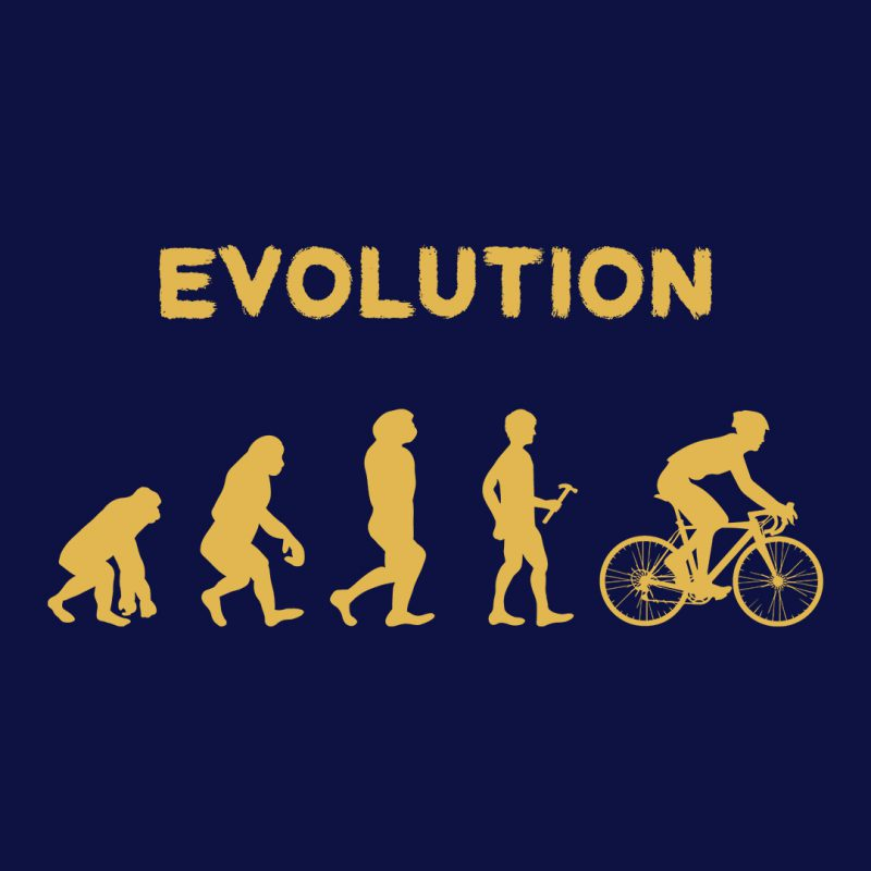evolution of cyclist