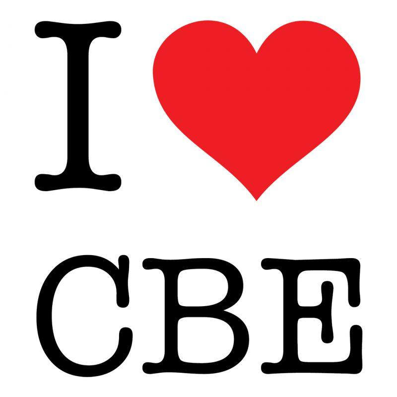 i love cbe