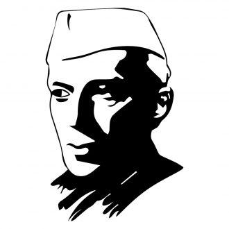 nehru swag swami t shirt design