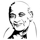 sardar vallabhai patel swag swami t shirt design