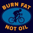 burn fat not oil