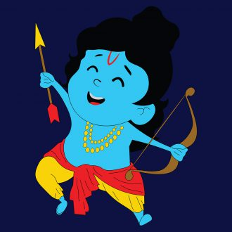 cute lord rama
