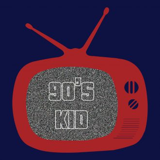 old tv 90s kid
