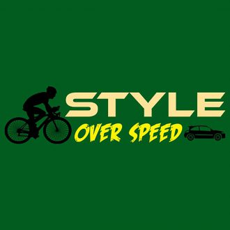 style over speed