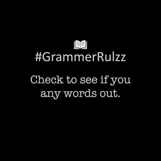 grammar rules sarcasm left out words