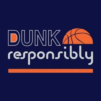 dunk responsibly quirky basketball