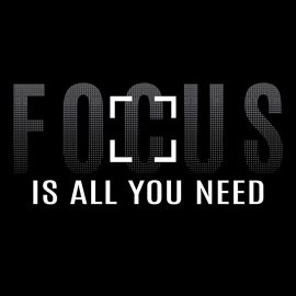 focus is all you need cool photography