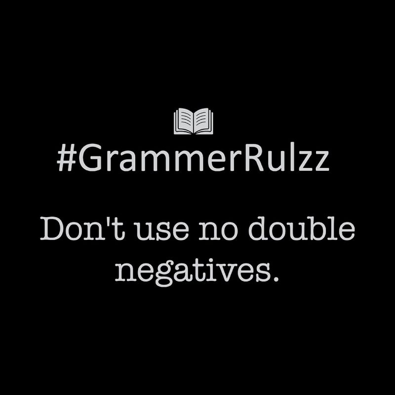 grammar rules sarcasm double negatives t shirt combo pack