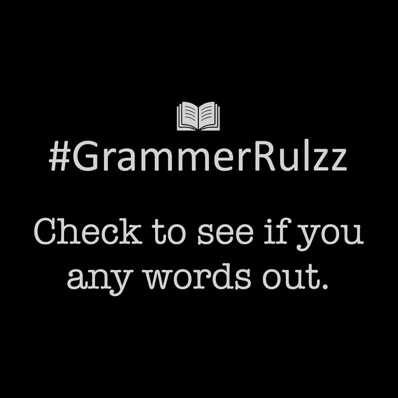 grammar rules sarcasm left out words t shirt combo pack