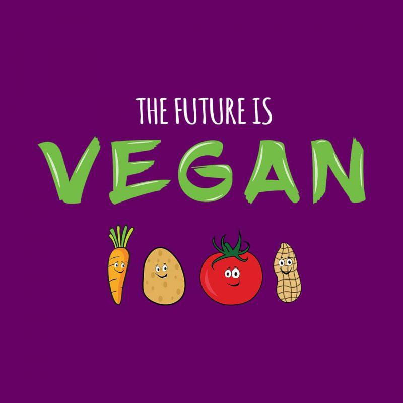 vegan combo the future is vegan