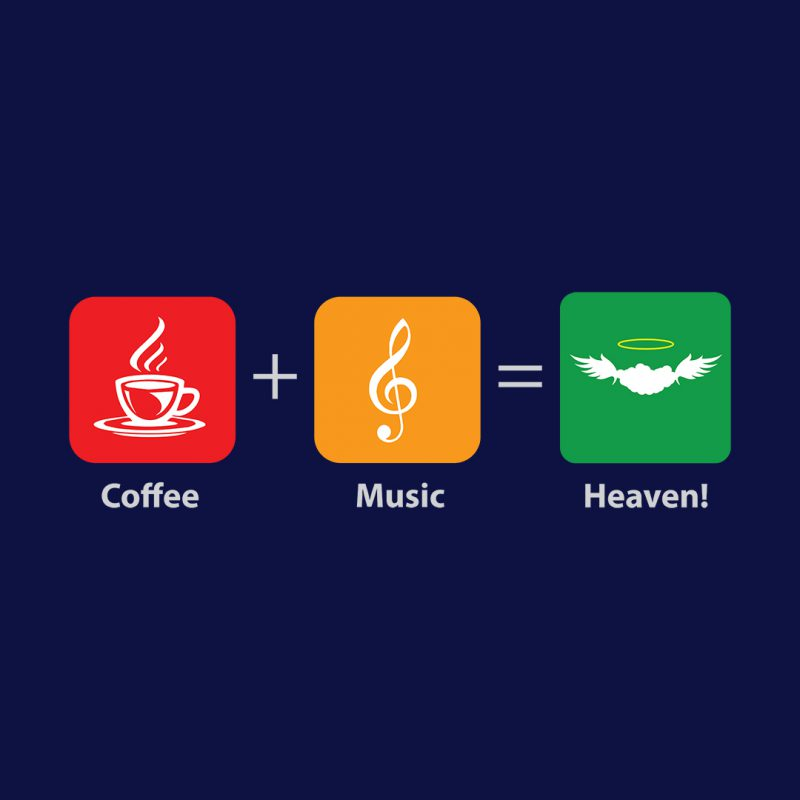 coffee music heaven