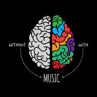 live life colourfully with music