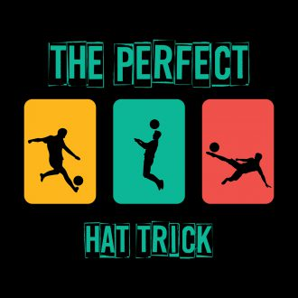 the perfect hat trick football