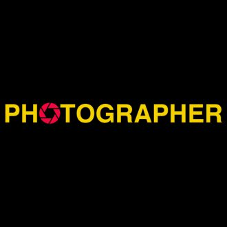 photographer unisex polo t shirt design