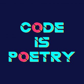 code is poetry for web android python javascript developers