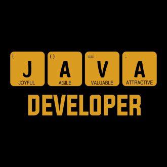 java developer cool office wear