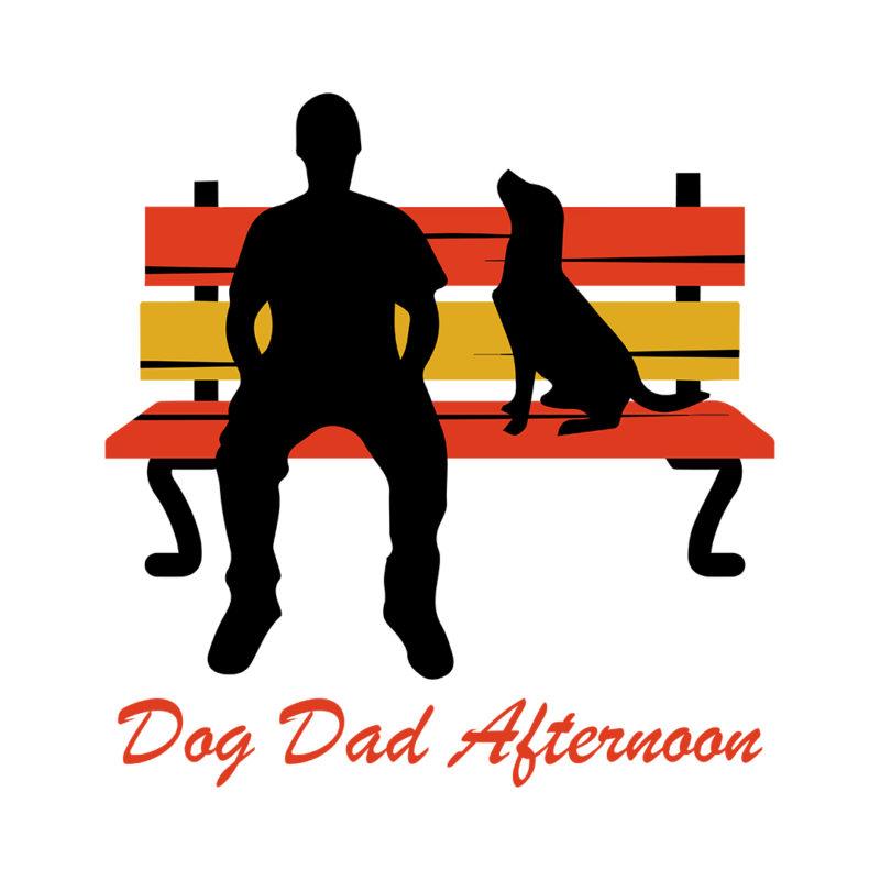 4940ac15 dog dad afternoon cute pet dog parady