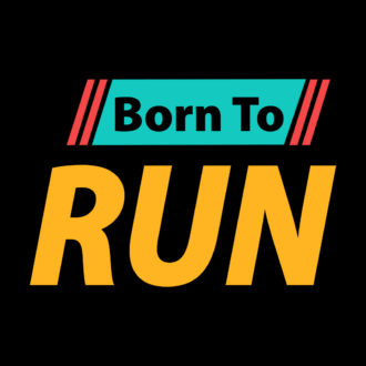 50a2a3e1 born to run for running enthusiast runner