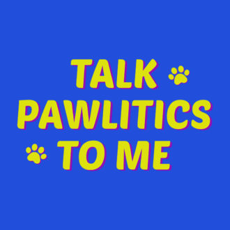 86ca7ebb talk pawlitics to me quirky pet dog lover