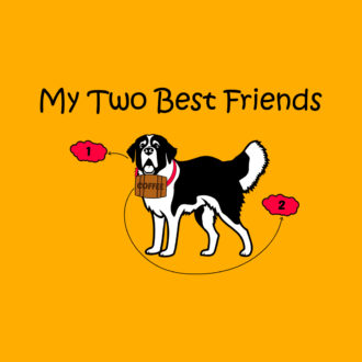 a422b935 my two best friends dog and coffee