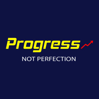 e2034930 progress not perfection motivation