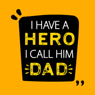 0d0ace7b i have a hero i call him dad fathers day gift