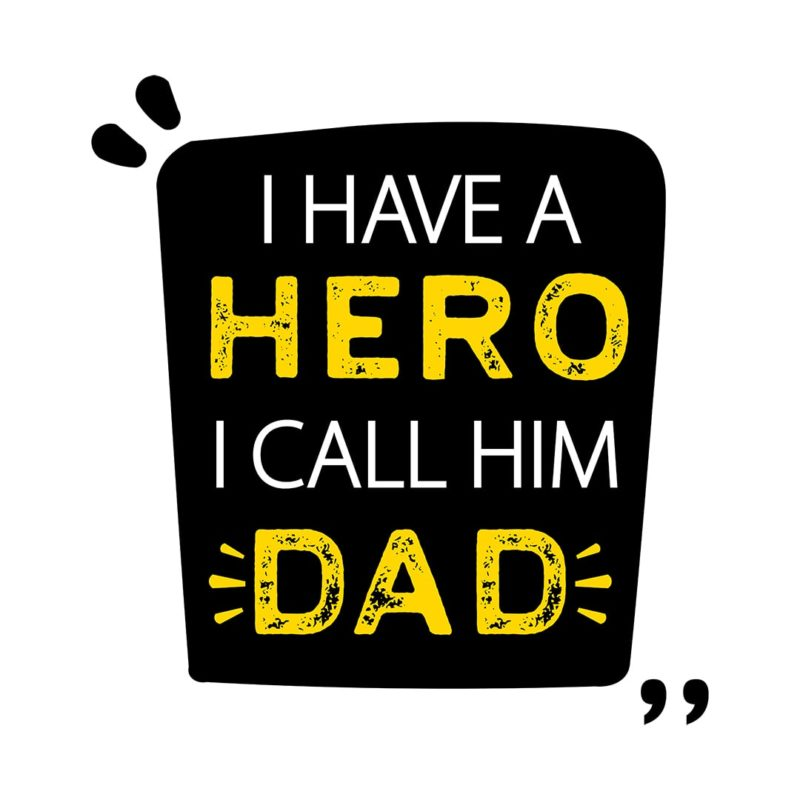 19fd1478 i have a hero i call him dad fathers day gift coffee mug min