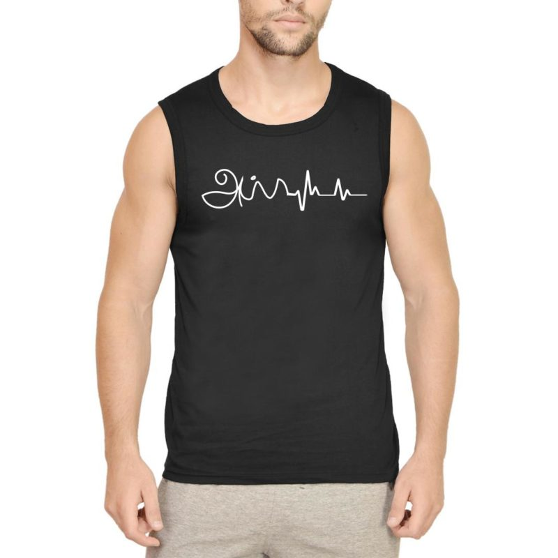 5802ebdd appa is in my heartbeat fathers day gift men sleeveless t shirt black front