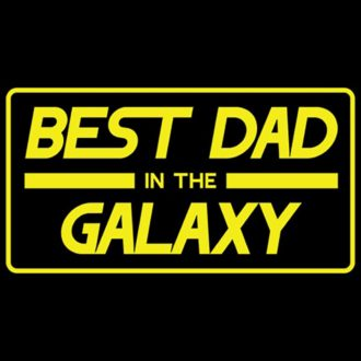 6a9b7ae7 best dad in the galaxy fathers day gift coffee mug min