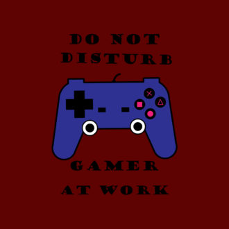 a0a840c9 do not disturb gamer at work