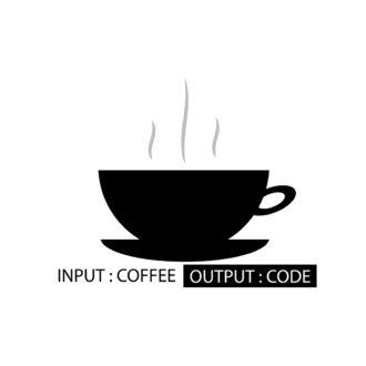 f3b97787 input coffee output code