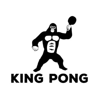 a912ccba king pong funny table tennis tt player gift
