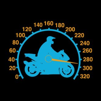 2b79bfc8 speedometer top speed for bikers and bike racersblack