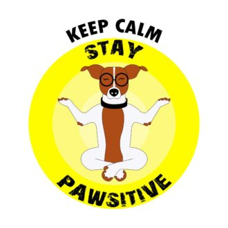 31d9fe7a keep calm stay pawsitivewhite